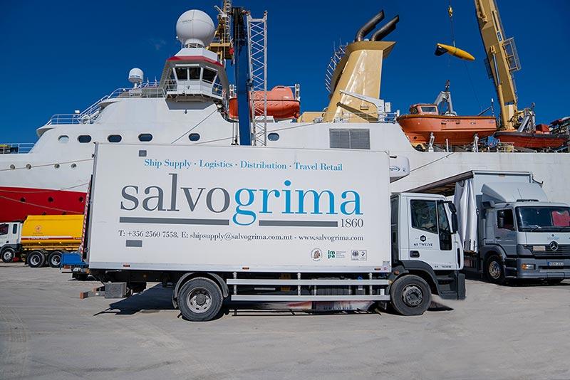 Ship Supply Malta - Chandler service since 1860 | SALVO GRIMA