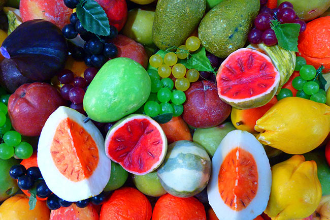 provisioning fruits and vegetables
