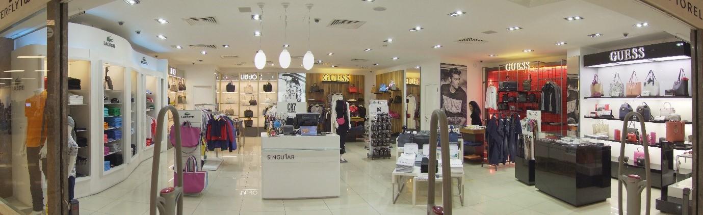 Malta International Airport Retail Store