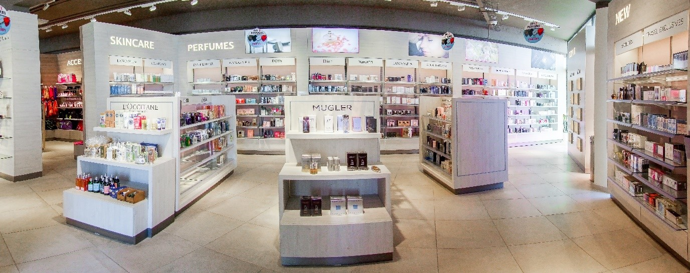 Travel Retail Outlet