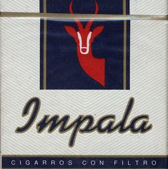 Impala tobacco