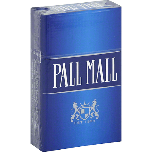 pall mall tobacco