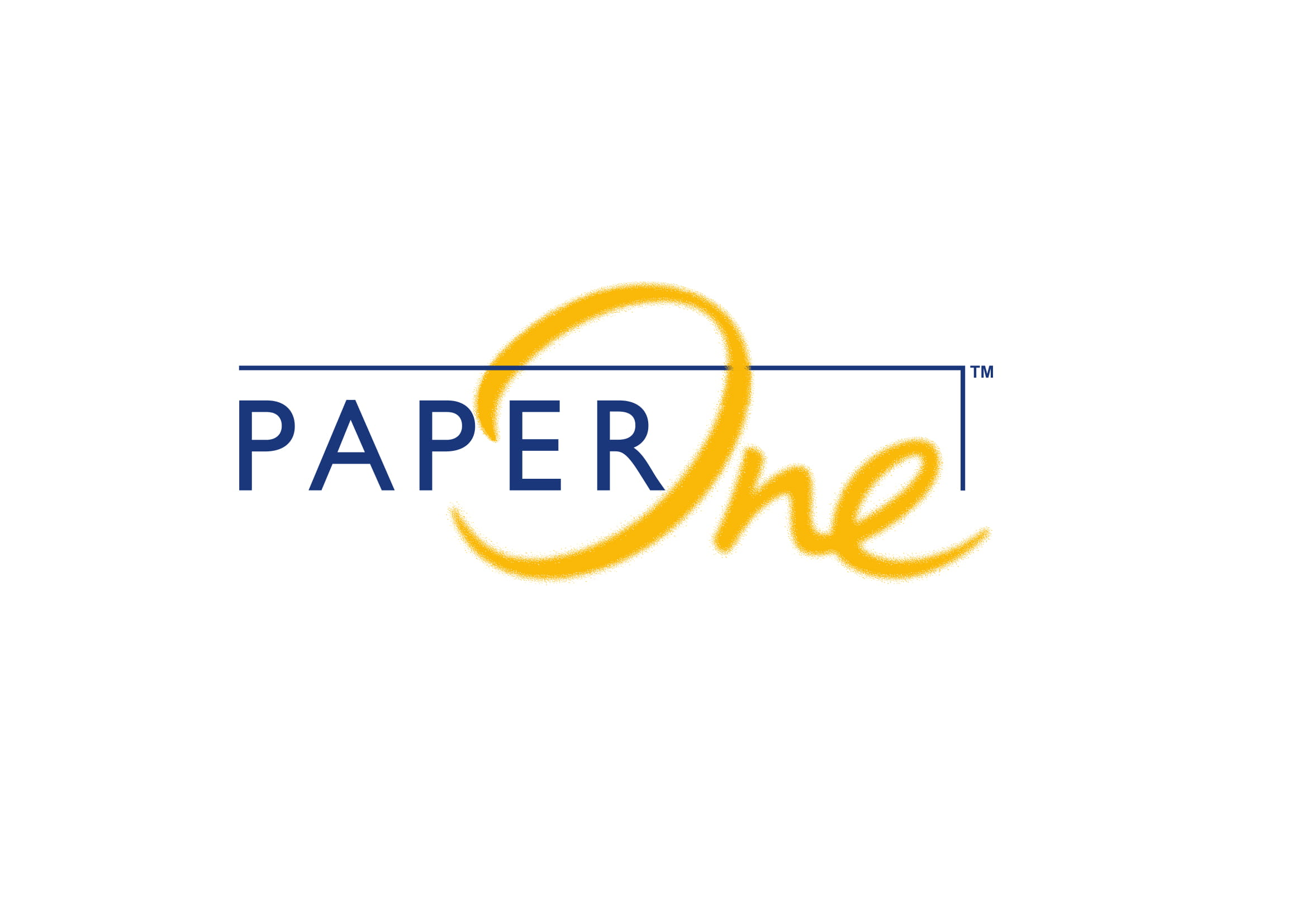 paper one logo