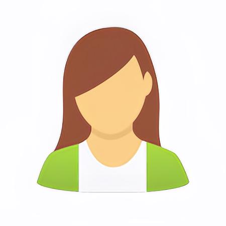 female team member placeholder dummy